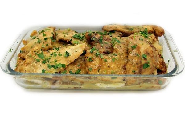 chicken franciaese
